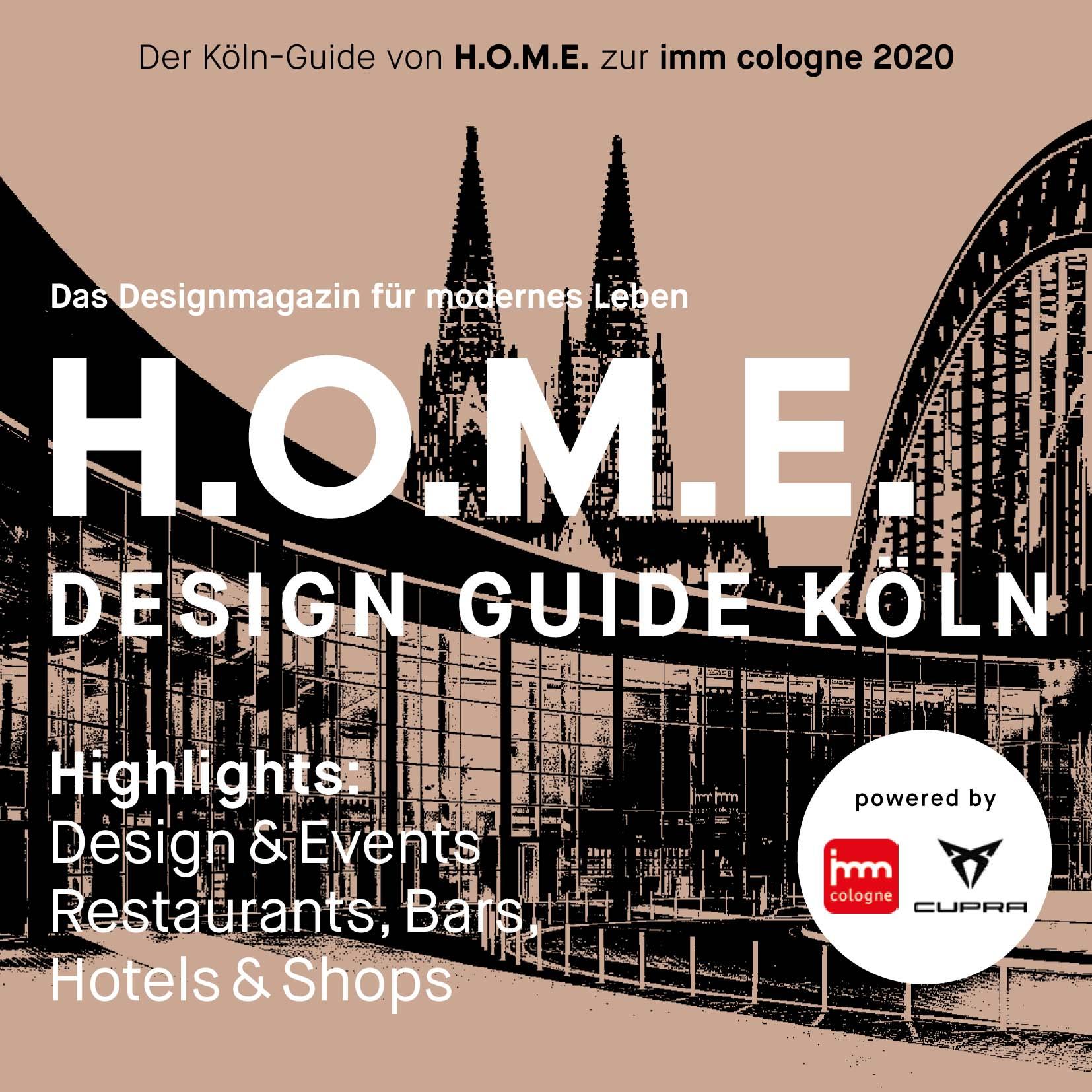 H.O.M.E. Design Guide Köln