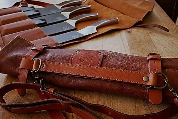Güde Messer-Rolltasche