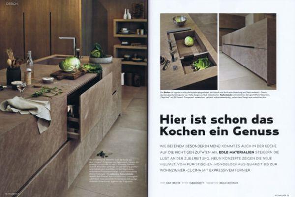 Küchen mit Top-Materialien | Häuser 5/11