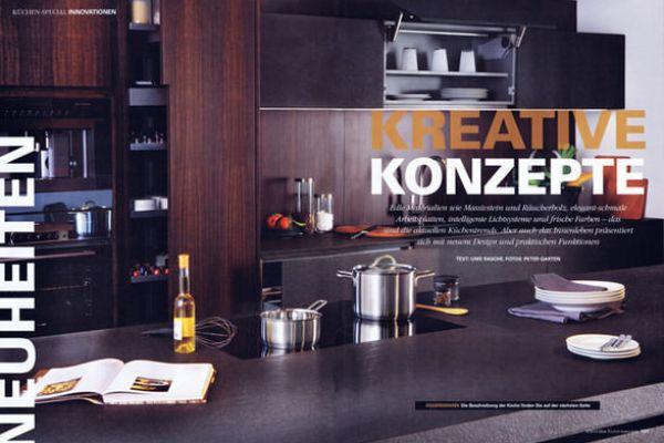 Küchen-Special | Der Feinschmecker | 02/14