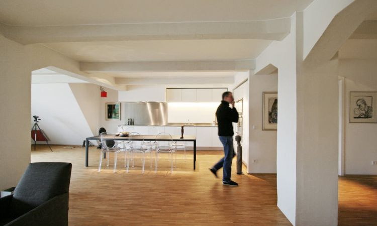 Wohnung H. | Köln - Rheinauhafen Speicherhaus